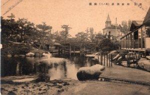 羽田別荘 1947